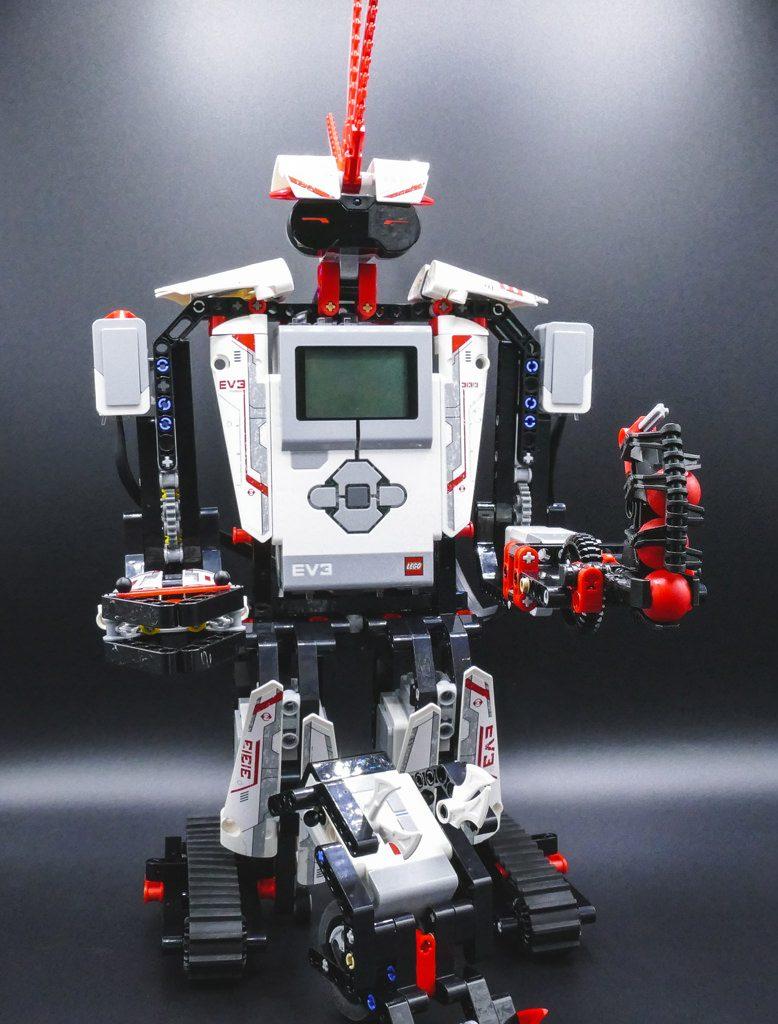 EV3 Roboter (Lego Mindstorms)
